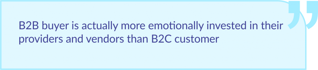 B2B Psychological Triggers