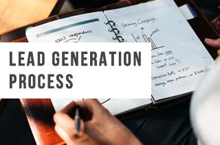 create lead generation process