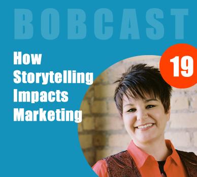 How Storytelling Impacts Marketing - Podcast