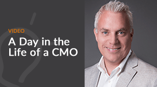 Day in the Life of a CMO